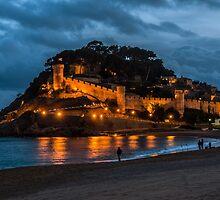 Tossa de Mar by dariobrozzi