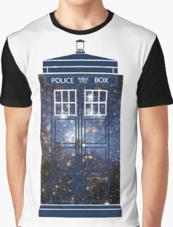 Doctor Who - Galaxy Graphic T-Shirt