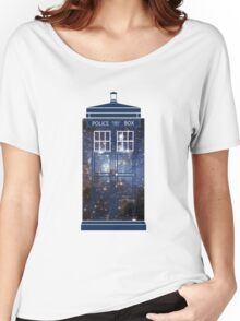 Doctor Who - Galaxy Women's Relaxed Fit T-Shirt