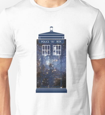 Doctor Who - Galaxy Unisex T-Shirt