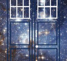 Doctor Who - Galaxy Sticker