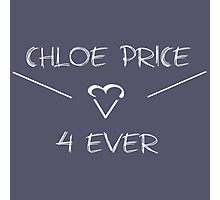 Chloe Price Forever Photographic Print