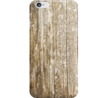 The Wood iPhone Case/Skin