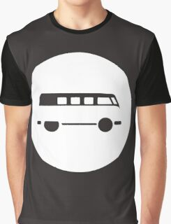 Minimal VW Van Graphic T-Shirt