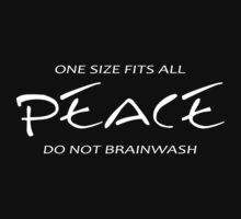 Peace -- One Size Fits All by Samuel Sheats