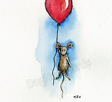 Balloon Critter Mouse by dognose