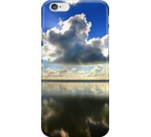 Into the Mirror.. iPhone Case/Skin