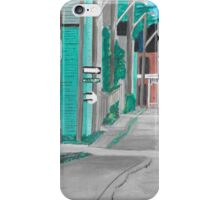Little Side Street  iPhone Case/Skin