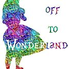 Off To Wonderland by Cats 13