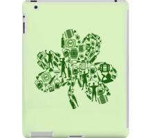 Drunken Shamrock St Patricks Day iPad Case/Skin