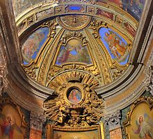 Oratorio di S. Francesco Saverio, Rome Italy by Mythos57