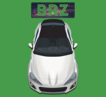 Subaru BRZ Kids Tee