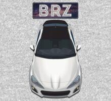 Subaru BRZ Baby Tee