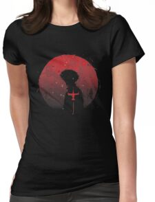 Space cowboy Womens Fitted T-Shirt