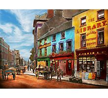 City - Newry Ireland - The charm of a city 1902 Photographic Print