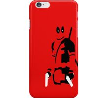 DeadPool Minimalistic iPhone Case/Skin