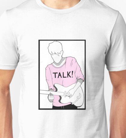 Adam Hann - TALK! Unisex T-Shirt
