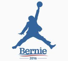 Air Bernie Sanders 2016 - Blue by urhos