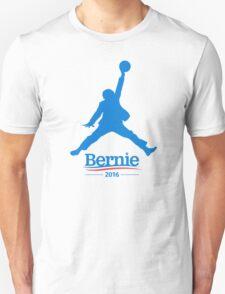 Air Bernie Sanders 2016 - Blue T-Shirt