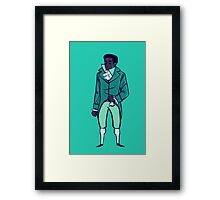 Two Virginian Framed Print