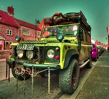 Lets Off Road  by Rob Hawkins