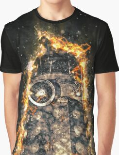 Doctor Who - Exploding Dalek Graphic T-Shirt
