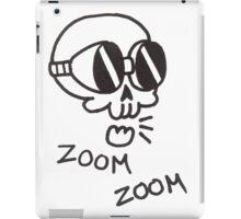 Skull - ZOOM ZOOM iPad Case/Skin