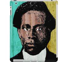 John F. Cook Jr. iPad Case/Skin