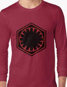 Star Wars Empire Symbol Worn Long Sleeve T-Shirt