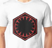 Star Wars Empire Symbol Worn Unisex T-Shirt
