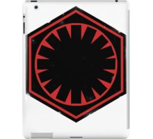 Star Wars Empire Symbol Worn iPad Case/Skin