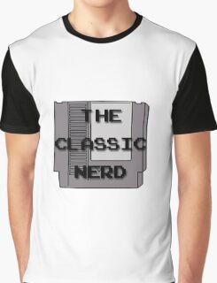 The Classic Nerd Logo Graphic T-Shirt