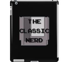 The Classic Nerd Logo iPad Case/Skin