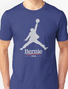 Air Bernie Sanders 2016 - Gray T-Shirt