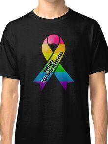 Homeless LGBT Youth Awareness Classic T-Shirt