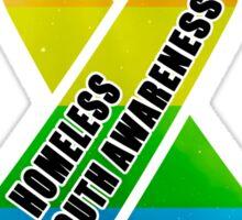 Homeless LGBT Youth Awareness Sticker