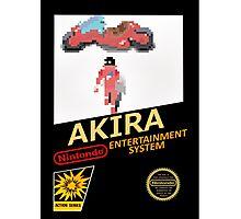 Akira Nintendo NES Photographic Print