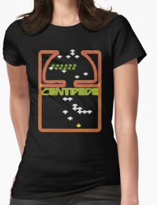 Centipede Retro  Womens Fitted T-Shirt