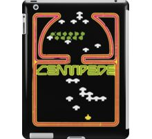 Centipede Retro  iPad Case/Skin