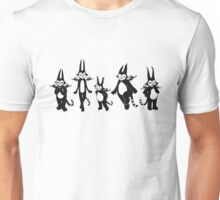 All sorts of batcats round here Unisex T-Shirt