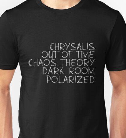 Episode Names Unisex T-Shirt