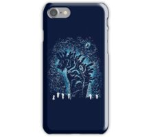 Spirits In The Night  iPhone Case/Skin
