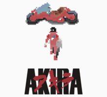 Akira 8-bit by Kanyon Schumacher