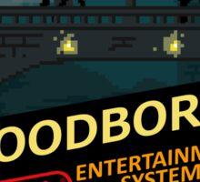 Bloodborne NES nintendo Sticker