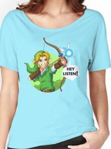 Zelda Fairy Bow  Women's Relaxed Fit T-Shirt