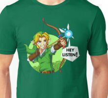 Zelda Fairy Bow  Unisex T-Shirt