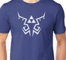 Zelda Breath of the Wild Link shirt pattern Unisex T-Shirt