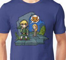 Zelda Wind Waker Meow Unisex T-Shirt
