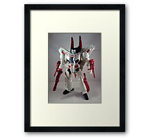 Air Warrior Framed Print