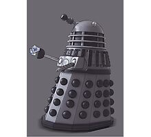 Friendly Dalek Photographic Print